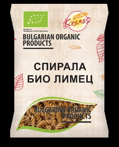 Bio pasta from spelt flour