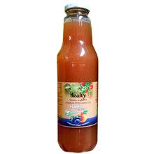 "Bio juice ""Healty"" apple and plum"