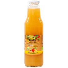 "Bio juice ""Healty"" apple,lemon and ginger"