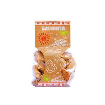 """Бисквити от лимец (Веган) """"Българско Зърно"""" 120g"""