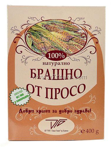 Millet flour 400g TIT