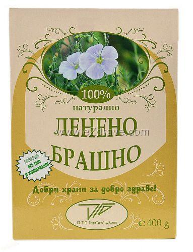 Flax flour 400g TIT