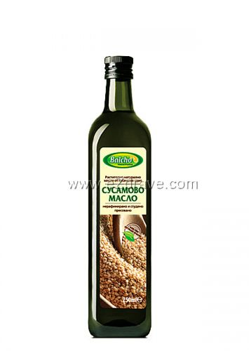 Sesame oil 250 ml.