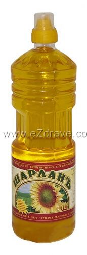 SHARLAN – sunflower oil