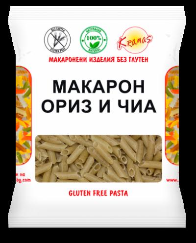 "Макарони ориз и чиа ""Крамас"""