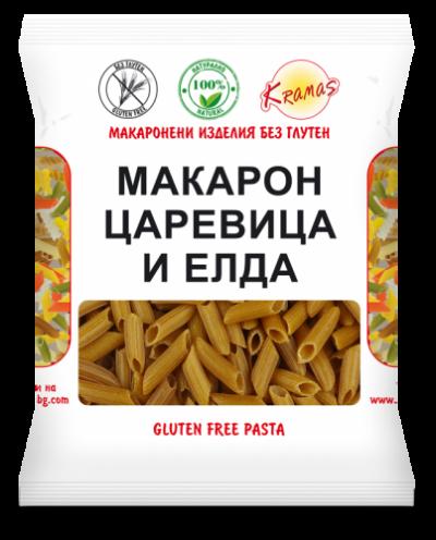 """Макарони елда и царевица """"Крамас"""""""