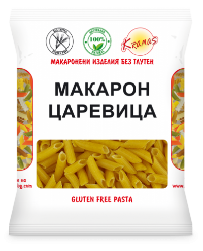 "Макарони царевица ""Крамас"""