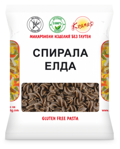 Pasta from buckwheat flour