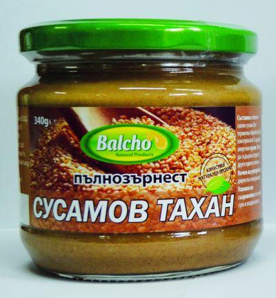 Tahini wholemeal 340 g - Balcho