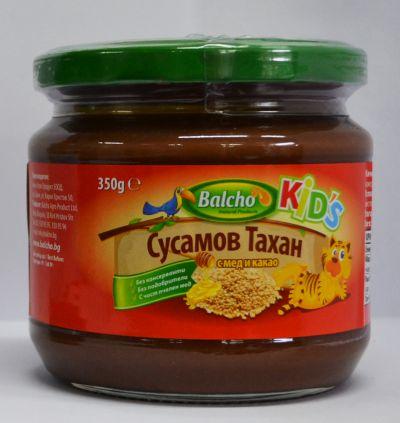 """Тахан с мед и какао """"Балчо"""""""
