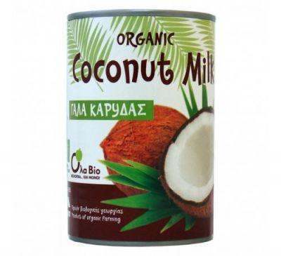 BIO Coconut milk